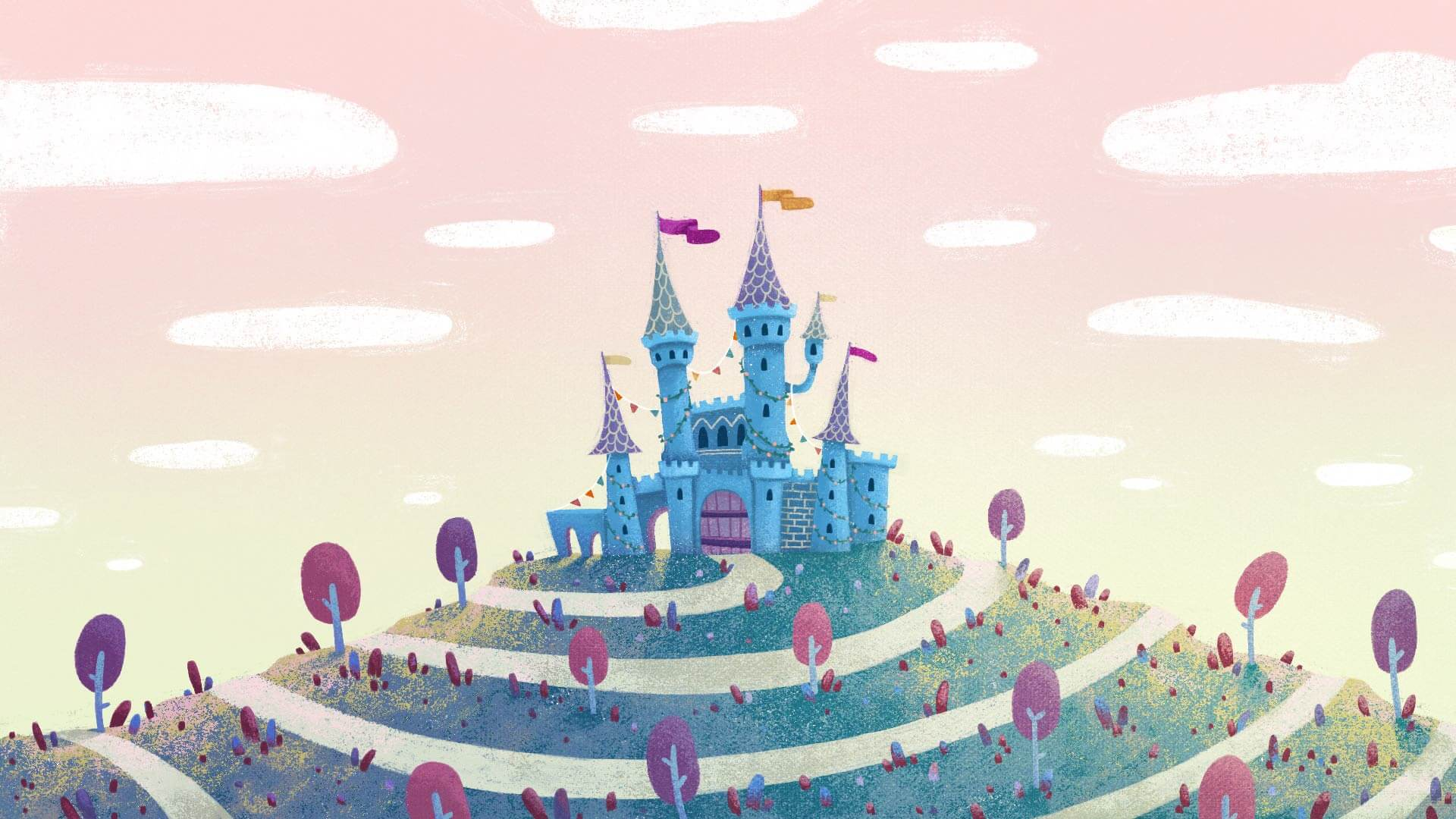 Short fairytales for INDESIT Company